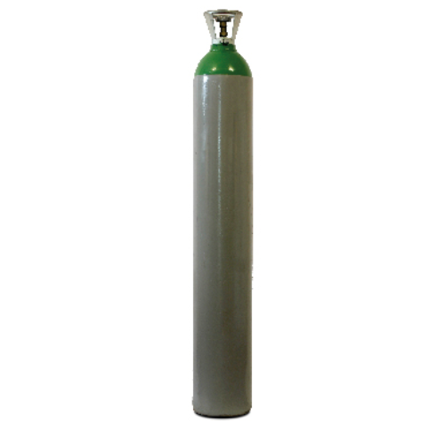 12% CO2 / Argon Mix Refill, 50L, 200Bar. For MIG Welding Steel up to a thickness of 4mm - 10mm
