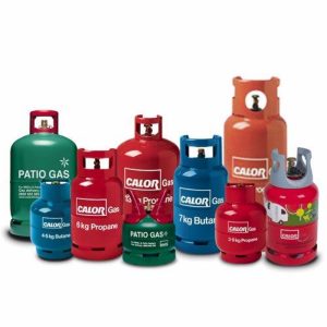 Calor Gas & LPG Gas Bottles
