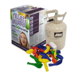 Helium Canisters for Balloons