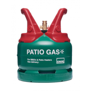 BBQ & Patio Gas Bottles